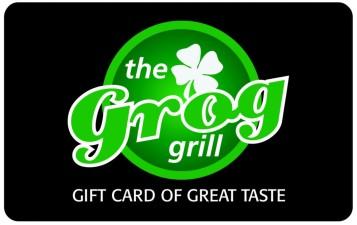 Grog Gift Card