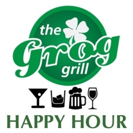 Happy Hour at The Grog Grill